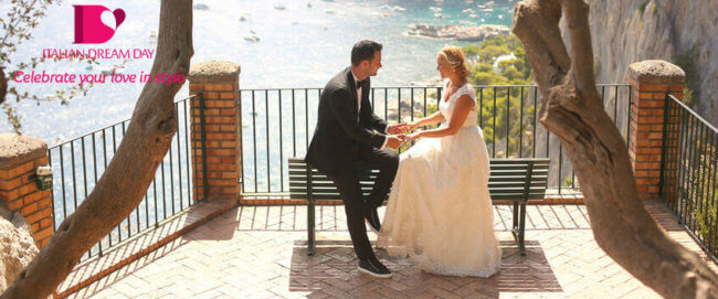 Castle wedding in Italy